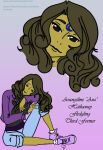 House of Night RP Character by avafreak