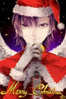 Merry Christmas 2012 by SnellSnail