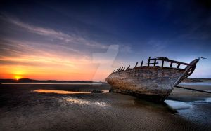 The Wreck by gary7even
