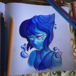 Lapis Traditional by MissAbbeline