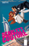 SPECIAL SCARLETT COUTURE VARIANT COVER! by DESPOP