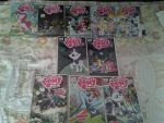 My Collection of IDW's MLP Comics by DestinyDecade