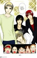 The Wallflower ch. 108 color by dreamlife109