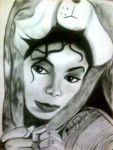 MICHAEL JACKSON ON CUTE HOOD by MichiruPLANET