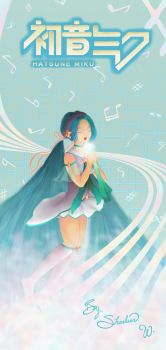 Miku's Song by ChiBStudio