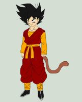 Dragon Ball Z OC - Jin by Pyrus-Leonidas