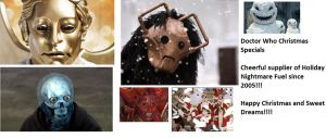 Who Xmas Nightmare Fuel collage by hntr0829
