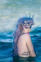 Water Nymph by AxeMassacre