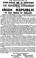 Proclamation Of Independence by irish-republicanism