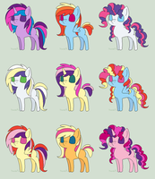 Shipping Adopts by MaddieAdopts