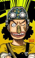 Usopp by ArcusSs