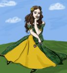 Margaery Tyrell by lusine