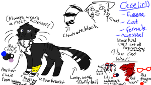 New Ref For Cece by DECElVE