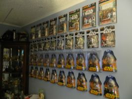 Star Wars Wall Update by Champineography