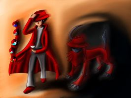 Red Sibot by ShiningAster