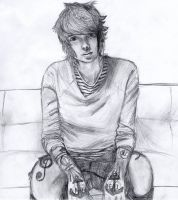 Christofer Drew by LuCkYrAiNdRoP