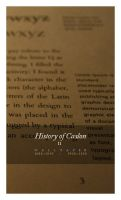 History of Caslon 2 wallpaper by klepas