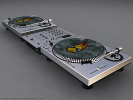 Technics n Vestax 01 by jpix