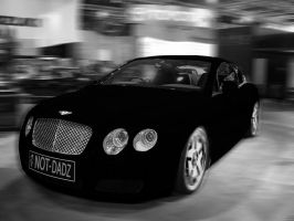NotDadz kustom Bentley by hotrod32