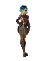 Star Wars Day 10: Sabine by Meeps-Chan