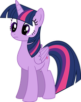 Twilight Sparkle # 8 (request) by LMan225