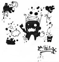Chobby by Toxic-waste-of-life