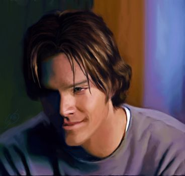 Sam Winchester by Forhimxx