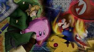 Super Smash Brothers by Sozo-Teki