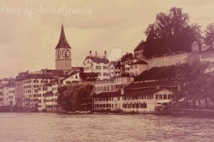 Zurich by ArishkaRotanova