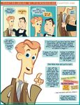 Right Ho Jeeves Graphic Novel by raisegrate