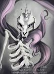 Unicorn bones by paintingpixel