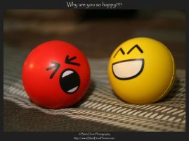 Why are you so happy?? by blackdoorphotos