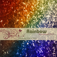Pack Textures- Rainbow by ROSASINMAS