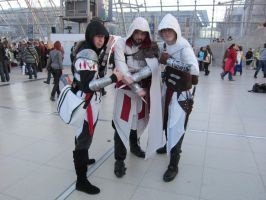 LBM 2013 #5 Assassin's Creed by Drawer88