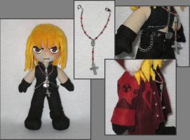 Mello Plushie - More Pics by kamidake