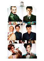 Doctor Who picspam by charmingangel22