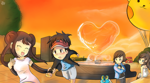 Pokemon Early February picture (Read desc.) by kjshadows131