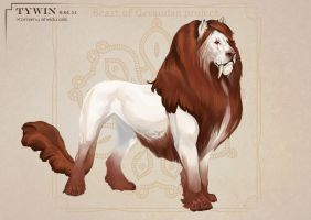 Tywin Komainu shedu male 0.01.11 by Templado