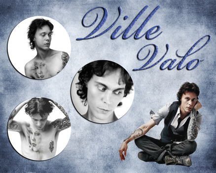 Ville Valo Wallpaper by MadelineHayes
