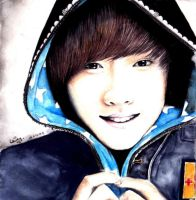 Jinyoung B1A4 by Laaury
