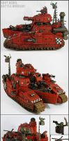 Grot Rebel Battle Brusier (Hellhammer) by Proiteus