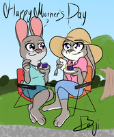 Mother's Day 2016 by BenjiPaws