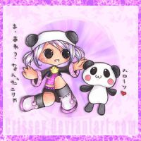 ::Panda:: by Crissey by ChibiArt-Club