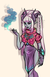 Character Design Concept by Siraviena