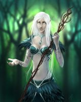 Druid by MuffinChaser