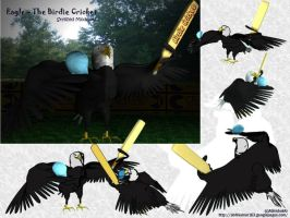 Eagle - The Birdie Cricket by AbhishekKr