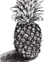 Pineapple by StarvingScientist