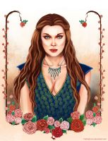 Queen Margaery by FadingCrow