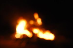 Fire Light  bokeh  STOCK 5 by Theshelfs