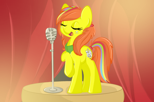 Sunny Song by iguana14
